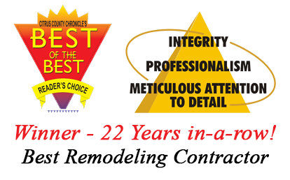 Citrus County FL Remodeling